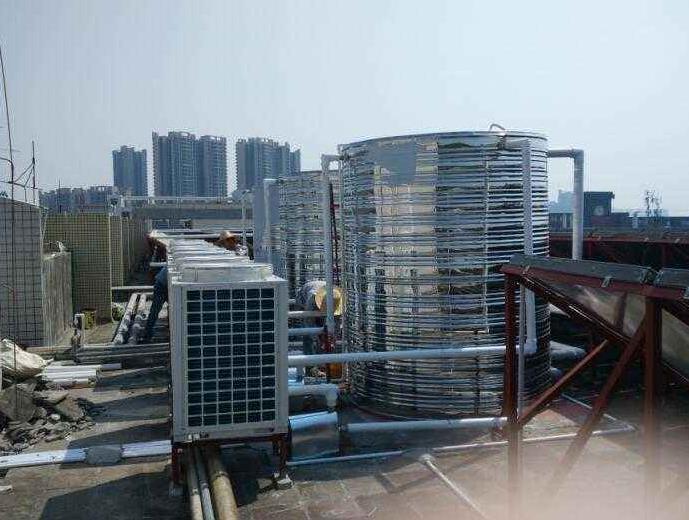 浙江热水工程