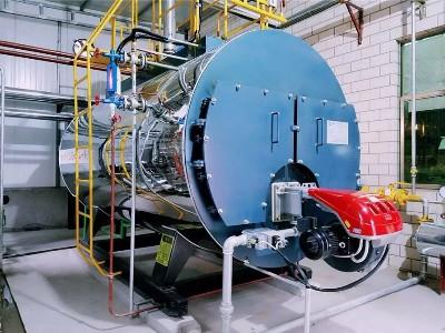 燃气锅炉中的新型烟气余热回收技术